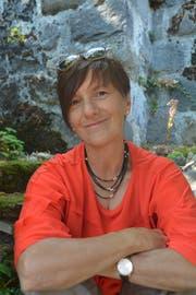 Anita Glunk hat ihr zweites Buch mit Kurzgeschichten im Gaiser Dialekt veröffentlicht. (Bild: Monica Dörig)