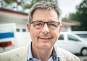 Hans Peter Schmid, Chef Amt für Bevölkerungsschutz und Armee. (Bild: Andrea Stalder)