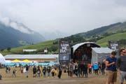 Auch dieses Jahr lockte das Open Air Lumnezia wieder Tausende Besucher ins Bündnerland (Bild: FM1-Today)
