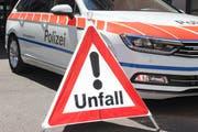 Am Wochenende gab es mehrere Unfälle mit Velofahrer. (Bild: PD/Zuger Polizei)