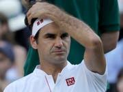 Gönnt sich eine längere Pause: Roger Federer wird in Toronto nicht spielen (Bild: KEYSTONE/AP/BEN CURTIS)