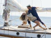 Die Musicalverfilmung «Mamma Mia! Here We Go Again» belegte am Wochenende vom 19. bis 22. Juli 2018 in den Kinocharts der Deutschschweiz souverän den ersten Platz. (Bild: Universal Pictures International Switzerland)