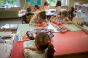 Geht es nach dem Kanton Luzern, sollen künftig auch hochbegabte Kinder gefördert werden. (Symbolbild: Benjamin Manser (7. Mai 2018))