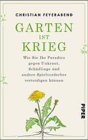 Lesetipps Garten Unkraut Und Andere Gartengewächse Stgaller Tagblatt