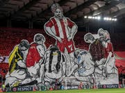 Luzern erwartet in der Europa-League-Qualifikation ein Gastspiel bei den heissblütigen Fans von Olympiakos Piräus (Bild: Panagiotis Moschandreou / EPA)