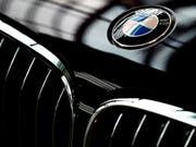 BMW verliert an einen Topmanager an den Konkurrenten Volkswagen - einmal mehr. (Bild: KEYSTONE/AP/MATTHIAS SCHRADER)