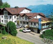 Das schön gelegene Alters- und Pflegezentrum Sonnenschein in Mohren, Gemeinde Reute, ist 20 Jahre alt. (Bild: Peter Eggenberger)