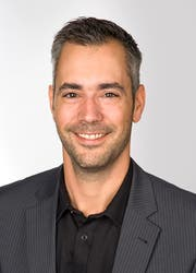 Daniel Widmer, Gemeinderatskandidat (Bild: PD)