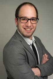 Andreas Amstein ist Initiant der Facebook-Gruppe «Luzerner helfen Luzernern». (Bild: PD)