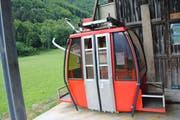 Die Luftseilbahn wurde 1964 erbaut und 2004 vollständig erneuert.