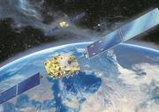 Bei einigen Satelliten sind heute rund 100 Komponenten allein von Ruag Space verbaut. Bild: PD