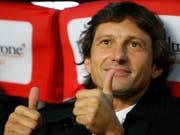 Leonardo ist der neue Sportchef bei der AC Milan (Bild: KEYSTONE/AP/ANTONIO CALANNI)