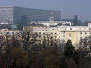 Für den IKRK-Generaldirektor Yves Daccor sind die 150 Millionen Franken, die die Schweiz pro Jahr bezahlt, nicht genug. Im Bild der Hauptsitz der Organisation. (Achivbild) (Bild: KEYSTONE/MARTIAL TREZZINI)