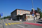 Die Zwirnerei Rosental ist heute noch in Betrieb, braucht aber nicht mehr das ganze Gebäude.