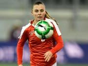 Fokus Richtung Italien: Nationalspielerin Vanessa Bernauer wechselt zur AS Roma (Bild: KEYSTONE/WALTER BIERI)