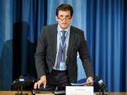 Der Völkerrechtsexperte Nils Melzer will Uno-Hochkommissar für Menschenrechte werden. (Bild: KEYSTONE/SALVATORE DI NOLFI)