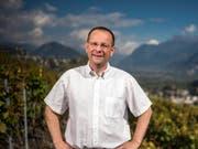Keine Ruhe für den Walliser Winzer Dominique Giroud: Ihm droht eine Bewährungsstrafe wegen Steuerhinterziehung im Kanton Wallis. (Bild: Keystone/OLIVIER MAIRE)