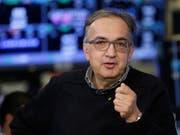 Sergio Marchionne, CEO von Fiat, verstarb diese Woche (Archivbild). (Bild: KEYSTONE/EPA/ANDREW GOMBERT)