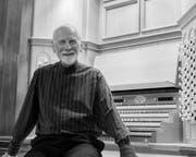 Organist Christopher Herrick. (Bild: PD, 3. April 2016)