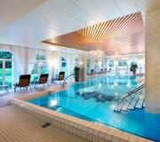 Hotel Hof Weissbad - Wellnessanlage
