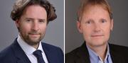 Alexander H. Trechsel (links) und Martin Baumann. (Bild: Universität Luzern)