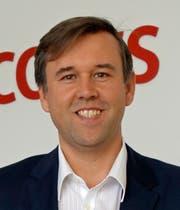 Andreas Wiebe, CEO Hulbee AG, Egnach