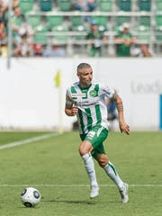 Mario Mutsch ist der einzige Luxemburger, der für den FCSG gespielt hat. (Bild: Hanspeter Schiess (9. August 2015))