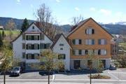 Durch die Kombination von alter und neuer Bausubstanz werden zeitgemässe Nutzungen möglich.