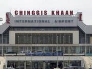 Der internationale Flughafen der mongolischen Hauptstadt Ulan Bator. (Bild: KEYSTONE/EPA/PETER OETZMANN)