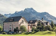 Parkhotel Margna, Sils Baselgia/St. Moritz