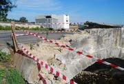 Die sogenannte Roobrücke in Ruswil. (Bild: Luzerner Polizei)