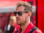 Sebastian Vettel war am ersten Trainingstag auf dem Hungaroring der Schnellste (Bild: KEYSTONE/EPA MTI/ZOLTAN BALOGH)