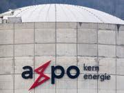 Die Axpo (hier mit dem AKW Beznau I) produziert am meisten radioaktiven Abfall. (Bild: Keystone/ENNIO LEANZA)