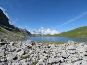Hier hat man seine Ruhe: Glattalpsee im Muothathal (Bild: Luzern Tourismus/Martina Achermann)