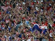 Ausländische Fussballfans dürfen in Russland weiter ihre Begeisterung zeigen (Bild: KEYSTONE/AP/FRANCISCO SECO)