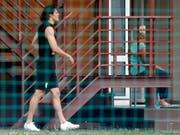Uruguay muss weiterhin um Edinson Cavani bangen (Bild: KEYSTONE/EPA/FRANCK ROBICHON)