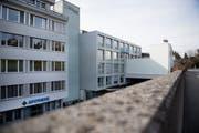 Die Hirslanden Klinik St. Anna in Luzern. Bild: Corinne Glanzmann (Luzern, 8. März 2017)