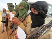 Kindersoldaten in Mali. (Bild: Keystone/AP/BABA AHMED)