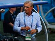 Adam Nawalka muss nach knapp fünf Jahren als Nationalcoach Polens gehen (Bild: KEYSTONE/EPA/SERGEI ILNITSKY)