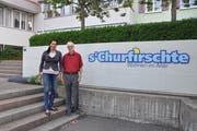Gabriella Wiss hat von Rolf Baer die Heimleitung des Alterszentrums Churfirsten in Nesslau übernommen. (Bild: Sabine Schmid)