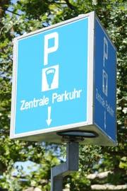 Die Ausnahmeregelung betrifft alle Parkflächen mit mehr als 100 Plätzen (Archivbild: Max Eichenberger)