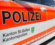 In Trübbach verunfallte ein 15-jähriger Mofafahrer. (Bild: Kapo SG)