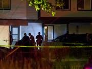 Ein Mädchen ist in den USA nach der Messerattacke auf ihre Geburtstagsfeier ihren Verletzungen erlegen. (Bild: KEYSTONE/AP Idaho Statesman/DARIN OSWALD)