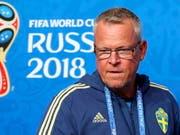 Janne Andersson brachte Schweden wieder auf Kurs (Bild: KEYSTONE/EPA/GEORGI LICOVSKI)