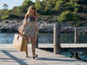Szenenbild aus «Mamma Mia! Here We Go Again». Die Musicalverfilmung lockte am Wochenende vom 26. bis 29. Juli 2018 am meisten Besucher in die Deutschschweizer Kinos. (Bild: Universal Pictures International Switzerland)