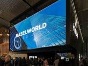 Abgang von Swatch: Die Uhren- und Schmuckmesse Baselworld soll in den kommenden Jahren auch ohne den grössten und wichtigsten Schweizer Uhrenhersteller stattfinden. (Bild: KEYSTONE/GEORGIOS KEFALAS)