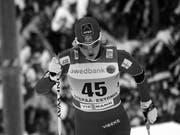 Die Norwegerin Vibeke Skofterud (38 †) gewann mit der Langlauf-Staffel 2010 olympisches Gold (Bild: Keystone/EPA/VALDA KALNINA)