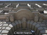 Der Grossbank Credit Suisse wurden im zweiten Quartal in den Vermögensverwaltungseinheiten netto 9,1 Milliarden Franken an Neugeldern anvertraut. (Bild: KEYSTONE/GAETAN BALLY)