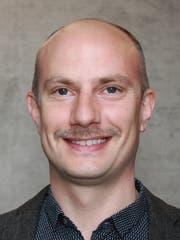 Prof. Dr. Lennart Schalk, der neue Leiter der Forschungsabteilung der PHSZ. (Bild: PD)