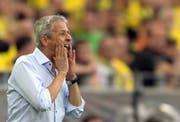 Trainiert neu Borussia Dortmund: Der Westschweizer Lucien Favre. (Keystone)